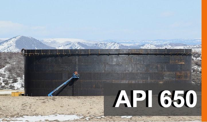 API 650 – Advance Tank & Construction