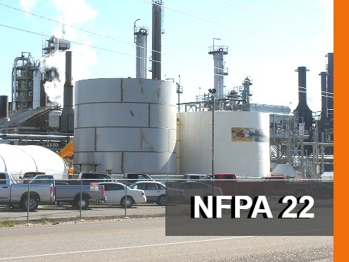 AWWA D100 & NFPA 22 Tanks – Advance Tank & Construction